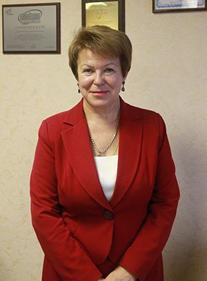 Гончаренко Любовь Ивановна