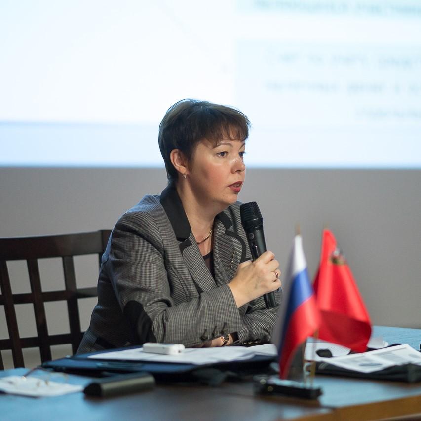 Шубина Лидия Владимировна