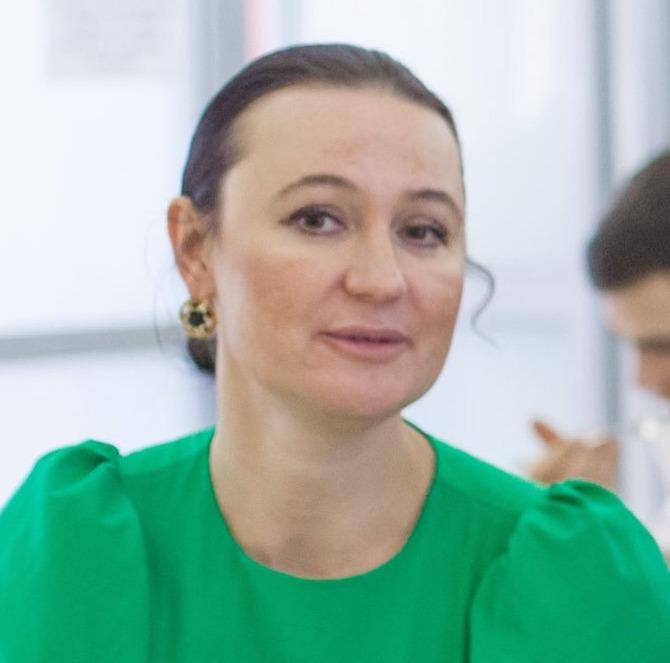Федченко Елена Алексеевна