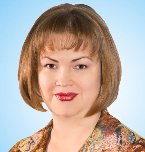 Листопад Екатерина Евгеньевна