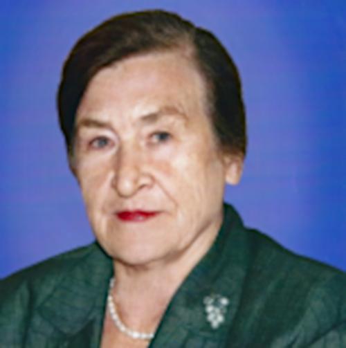 Соколова Эльвира Дмитриевна