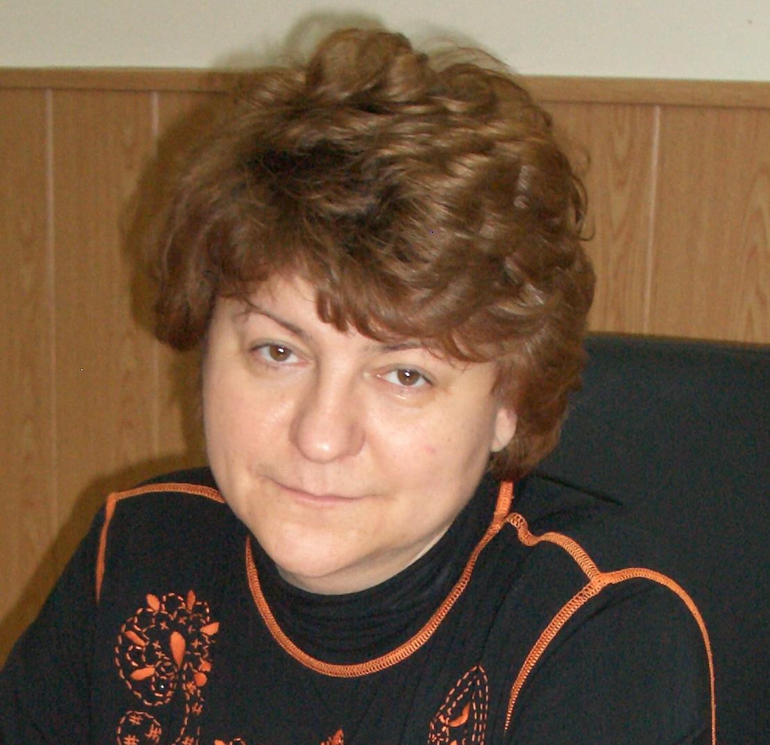 Захаренко Ирина Кимовна